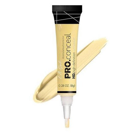 HD Pro Conceal- Light Yellow