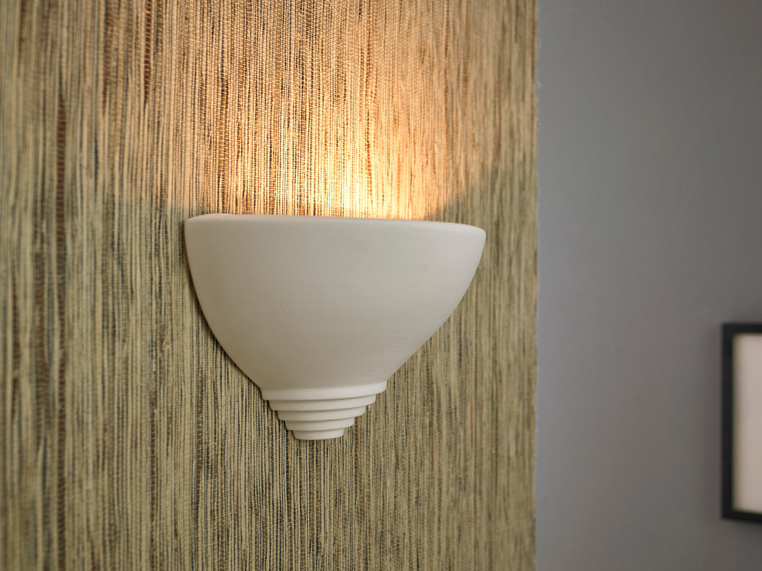 AURA STEPPED WALL LIGHT
