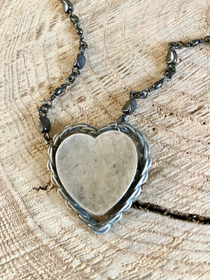 Be Still My Heart Necklace