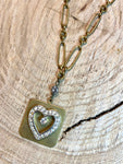 Heart Be Mine Necklace