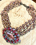 Glorious in Glass Necklace