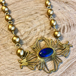 Goddess of Gold Necklace