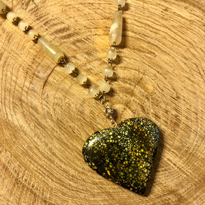 Turquoise Heart IV Necklace