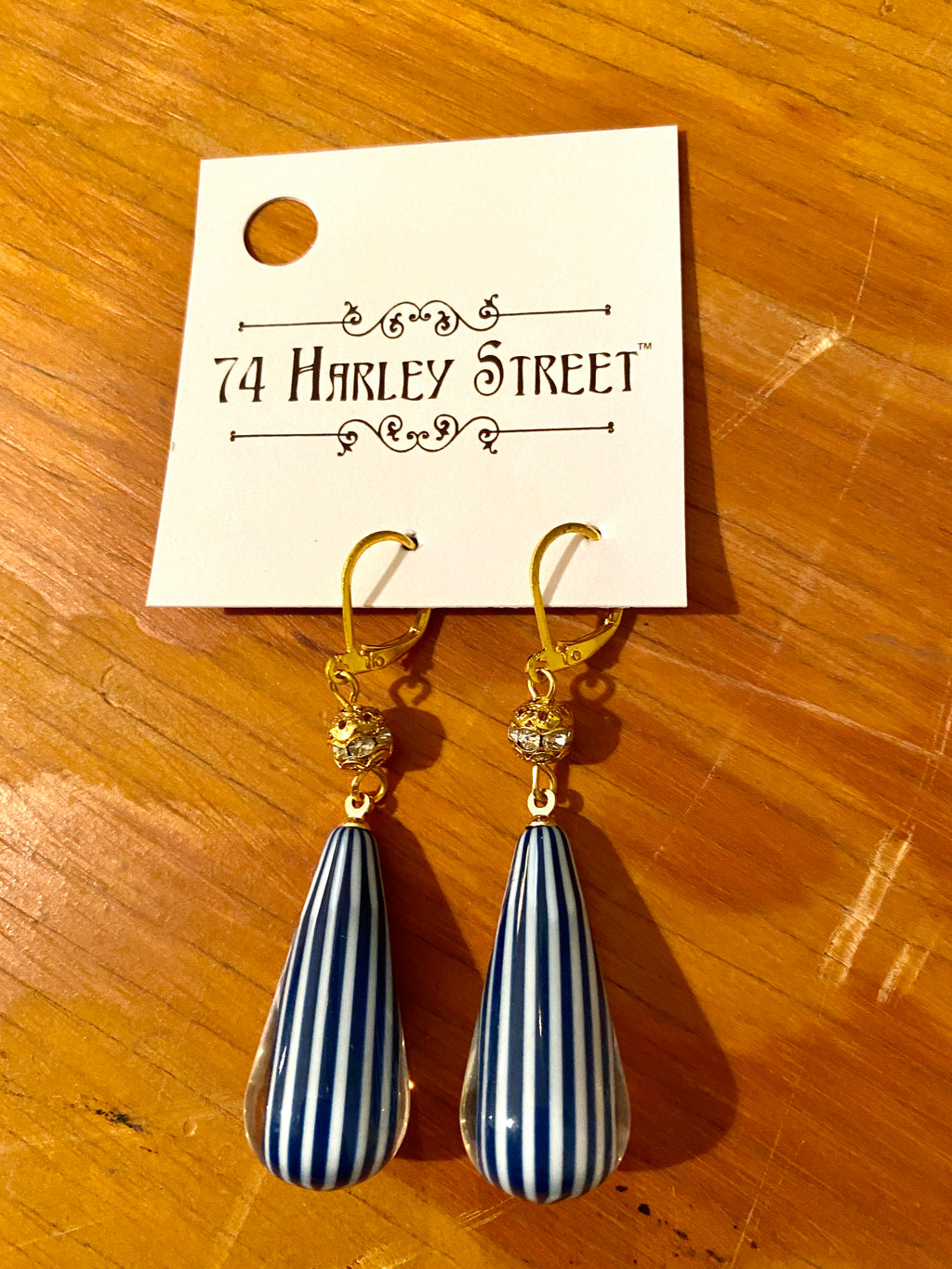 Circus Circus Earrings