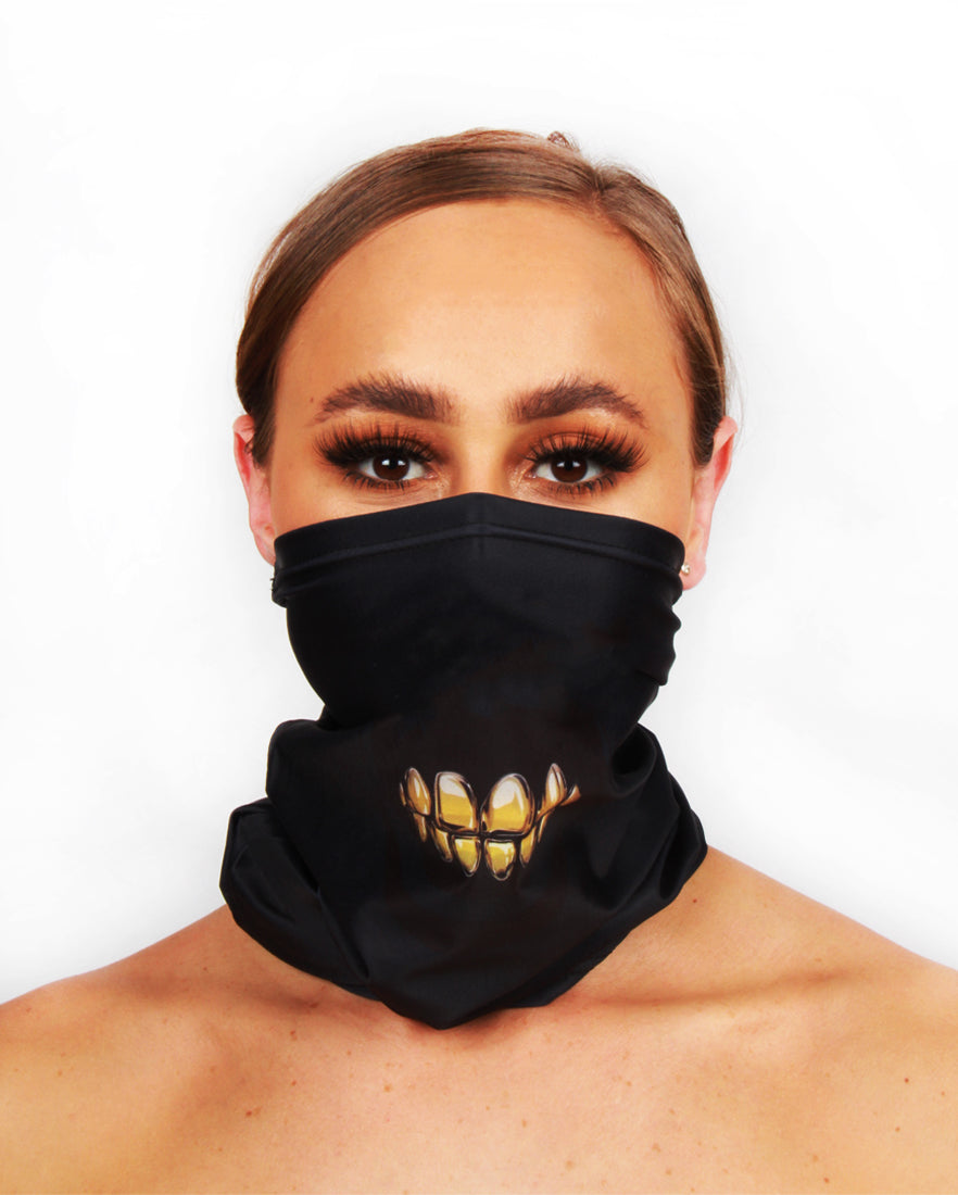 Gold Teeth Snood