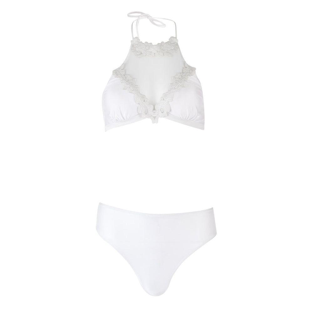 The Lace Swim - Bikini & High Waist Brief