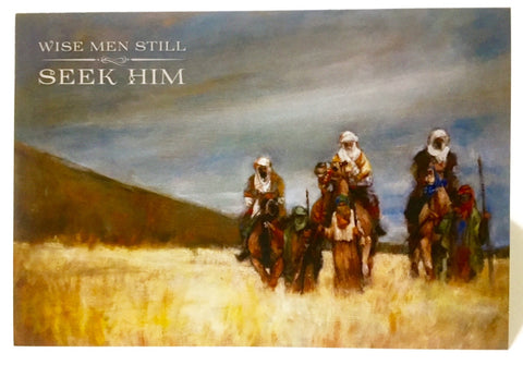 Wise Men Still Seek Him Christmas Cards
