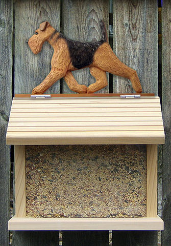 Airedale Bird Feeders