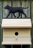 American Staffordshire Terrier Bird House