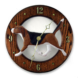 Beagle Wall Clock