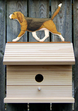 Beagle Bird House
