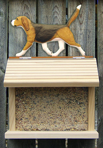 Beagle Bird Feeder