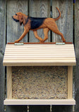 Bloodhound Bird Feeder