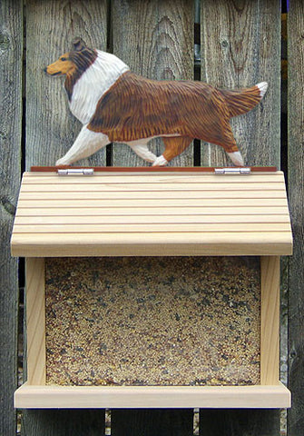 Collie Bird Feeder