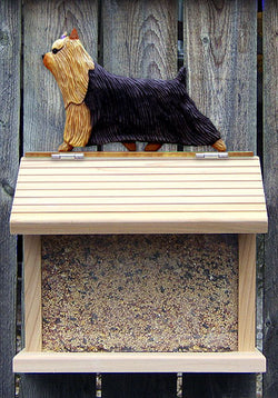 Yorkshire Terrier Bird Feeder