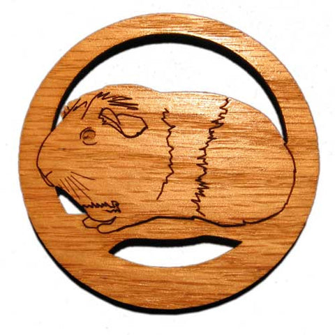 2.5 inch American (Smooth) Guinea Pig Magnet