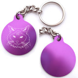 Balinese Cat Key Chain