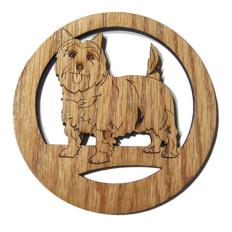 2.5 inch Cairn Terrier Magnet