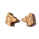 Dog & Cat Stud Earrings