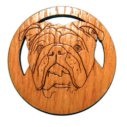 2.5 inch English Bulldog Magnet
