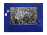 "Blue Ferret 4"" x 6"" Magnetic Photo Frame (Horizontal/Landscape)"