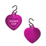 Guard Cat Pet ID Tag