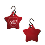 Guard Dog Pet ID Tag