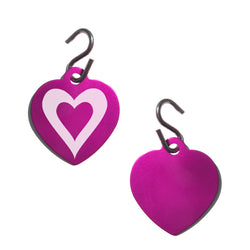 Hearts Pet ID Tag