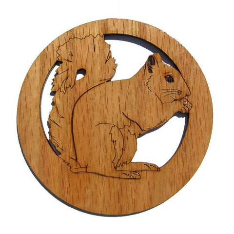 2.5 inch Squirrel Magnet