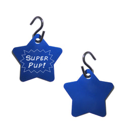 Super Pup Pet ID Tag