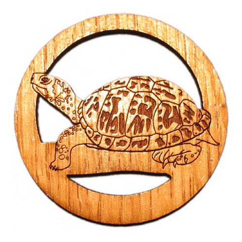 2.5 inch Turtle Magnet