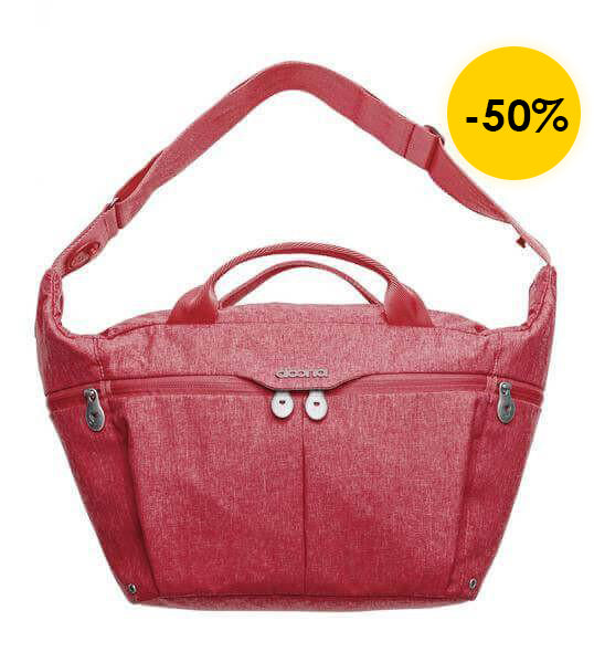 Doona Wickeltasche All Day - rot