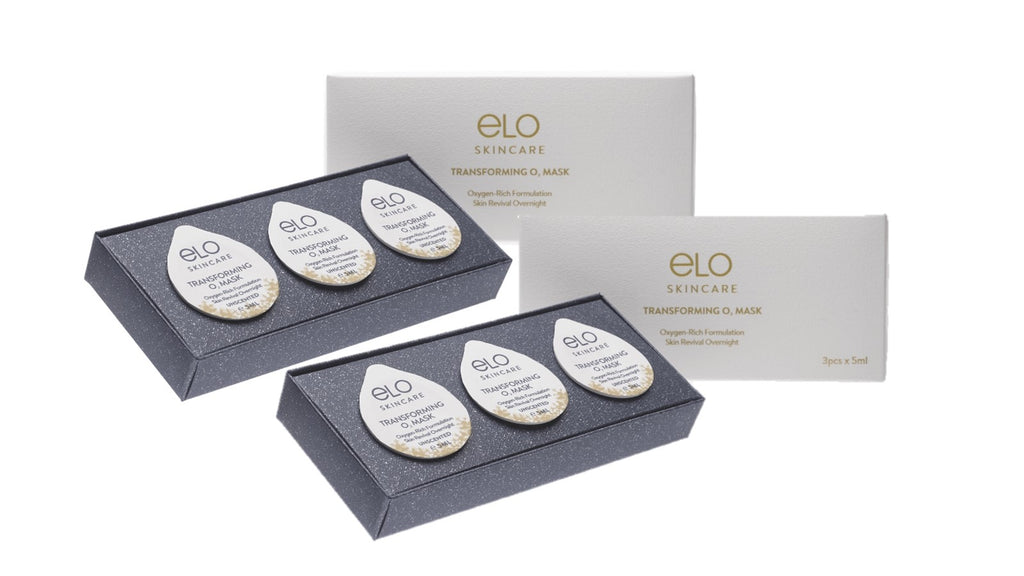 ELO Transforming O<sub>2</sub> Mask – Unscented (3 Capsules) (Twin Pack)