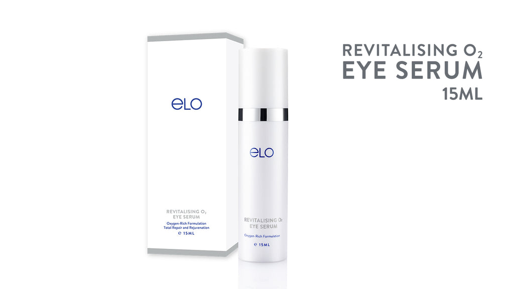 ELO Revitalising O₂ Eye Serum (Single Tube) (15ml)
