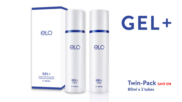 ELO Gel+ (Twin Pack) (80ml)