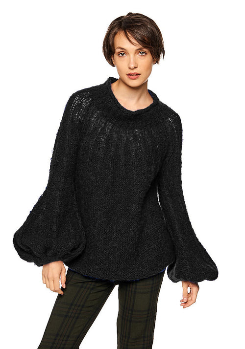 Dense Sweater - Black