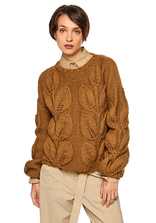 Gorgeous Sweater - Camel