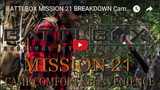 Mission 21 - Camp Comfort & Convenience Box