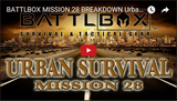 Mission 28 - URBAN SURVIVAL