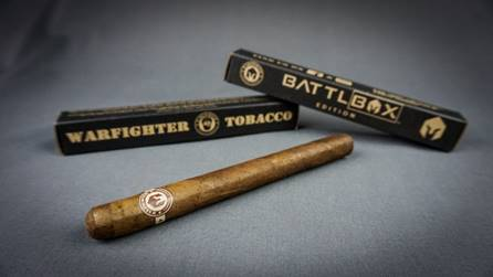 Warfighter Tobacco Cigar - $8.99