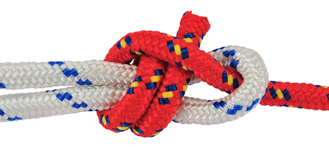knots every prepper should know - double sheet bend
