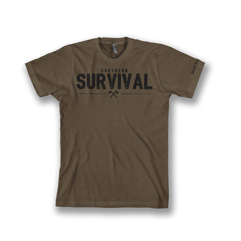 Southern Survival T-Shirt 1