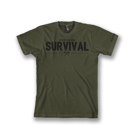 Southern Survival T-Shirt 3