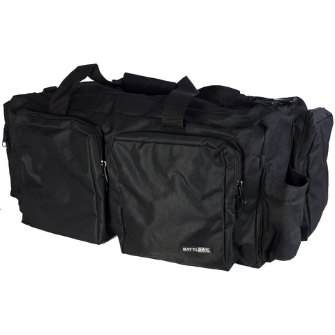BattlBox Heavy Duty Tactical Range Bag - Black Duffel Bag (FREE SHIPPING) 1