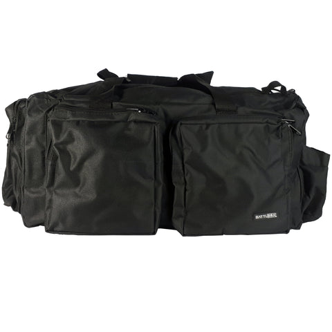 BattlBox Heavy Duty Tactical Range Bag - Black Duffel Bag (FREE SHIPPING) 2