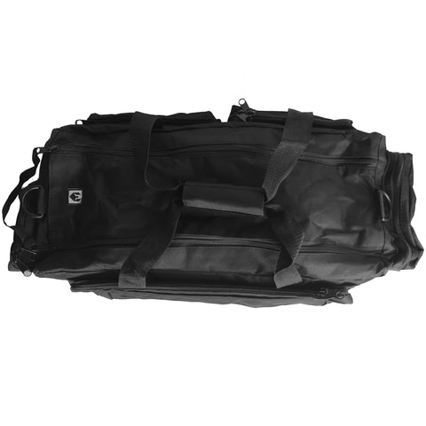 BattlBox Heavy Duty Tactical Range Bag - Black Duffel Bag (FREE SHIPPING) 4