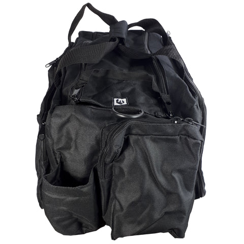 BattlBox Heavy Duty Tactical Range Bag - Black Duffel Bag (FREE SHIPPING) 5