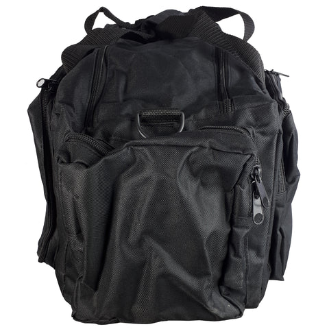BattlBox Heavy Duty Tactical Range Bag - Black Duffel Bag (FREE SHIPPING) 6