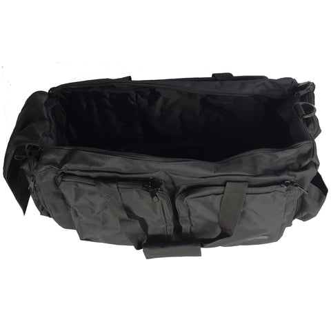 BattlBox Heavy Duty Tactical Range Bag - Black Duffel Bag (FREE SHIPPING) 7