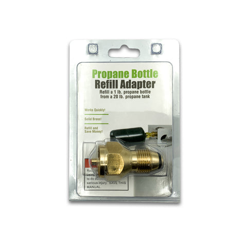 1Lb Propane Bottle Refill Adapter 2